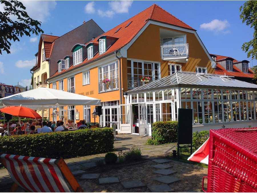 Altes Kasino Hotel am See in Neuruppin